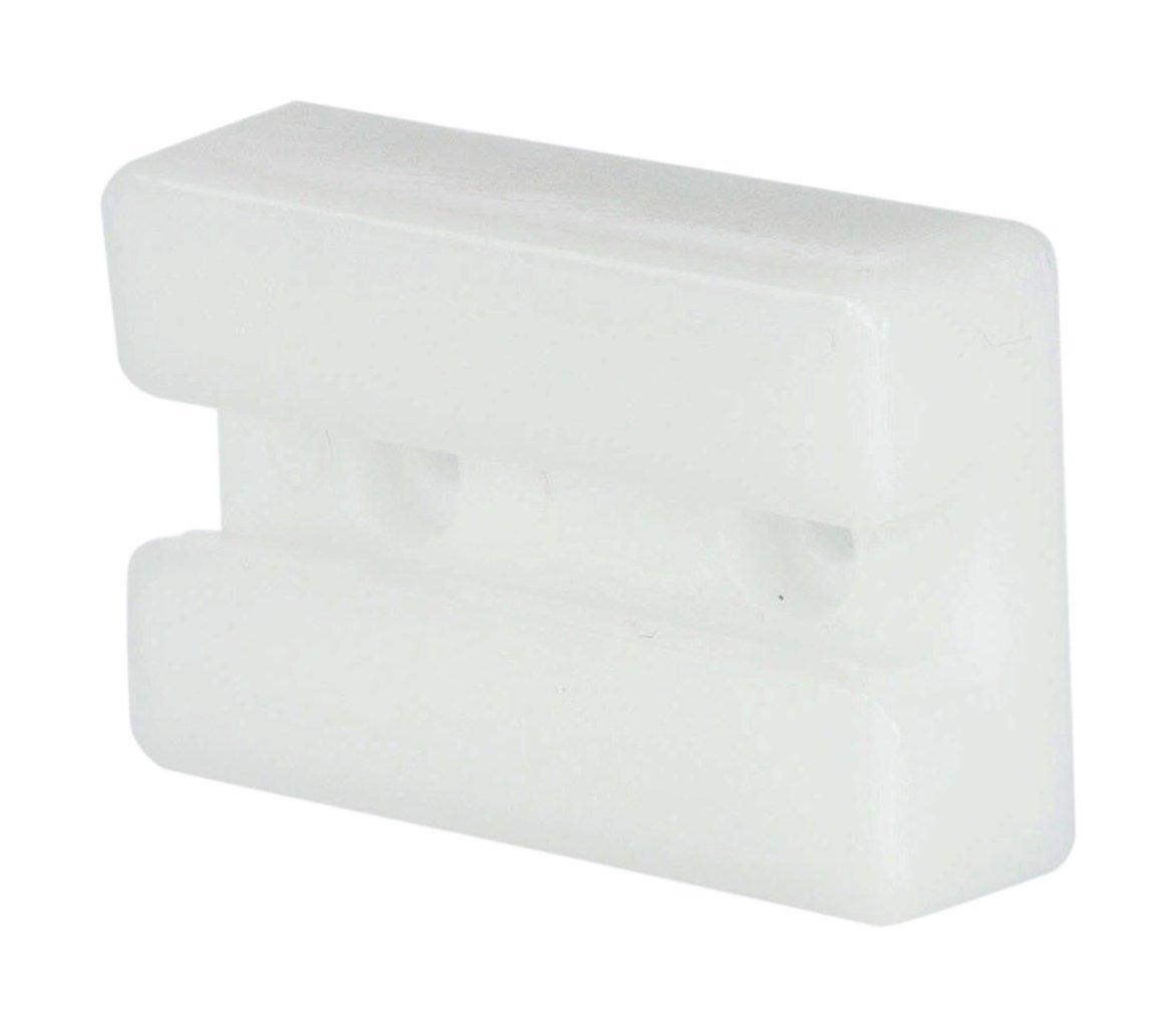 Schutzgitter für Fenster Maße 62 — 16 7 cm Farbe weiß