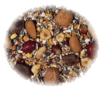 Papageien Exotic Nut Mix 3 kg (Eigenabfüllung)