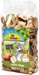 JR FARM Apfel-Chips 80 g